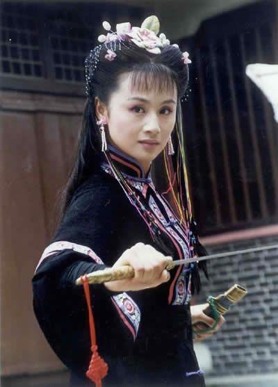 》饰:女主角 红辣椒