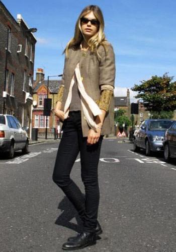 欧美潮人街头时尚走向