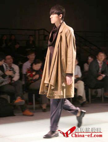 奥地利服装设计师专场秀 亮相于上海t台