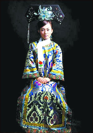 清代满族服饰引领北京的衣着文化
