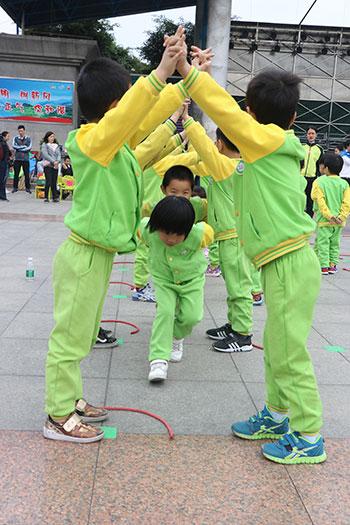 汇聚幼童心 共筑中国梦